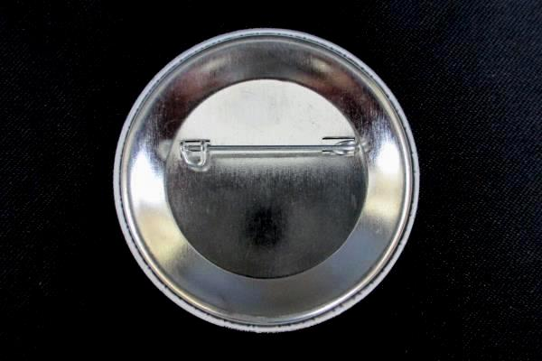 Salem Trophy Co Round White Lapel Button Pin 40 I Drink Wine By Joe 2007