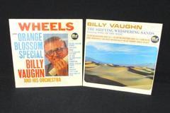 Lot of 2 Billy Vaughn LP Dot Records DLP 3366 3442 Original Paper Sleeve Shrink