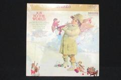 Andre Kostelanetz - Joy To The World Music For Christmas LP 1959 Record 12""