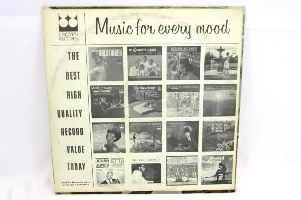 The Frontiersmen Country Jamboree LP Monaural CLP5445 Crown Records