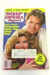 1983 Soap Opera Digest #15 Vol. 8 Y&R Melody Thomas Chris Holder