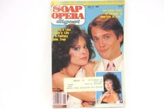 1983 Soap Opera Digest #13 Vol. 8 GL Lisa Brown Michael Tylo Joan Collins
