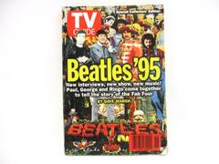 Beatles '95 TV Guide: Special Collectors' Edition for Anthology release