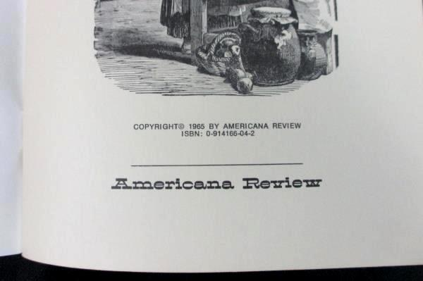 Vintage Cookbook The Country Kitchen 1850 by Americana Review 1975