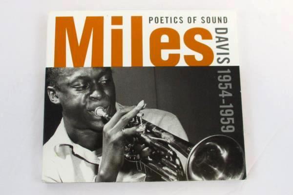 Poetics of Sound 1954-1959 by Miles Davis CD Nov-2005 Sony BMG