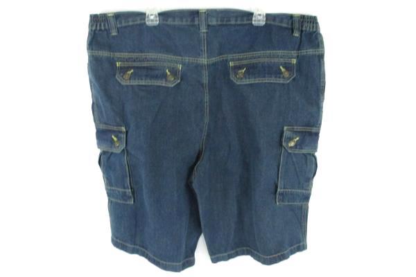 Liberty Blues Men's Big & Tall Cargo Shorts Size 48 Big