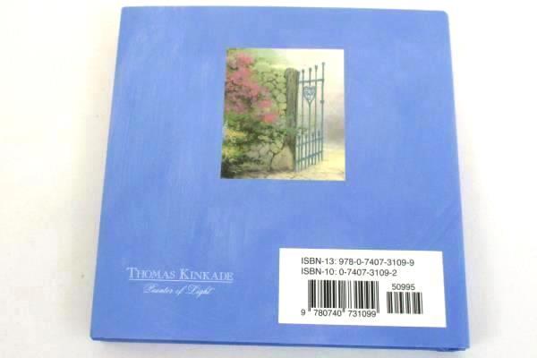 The Garden of Prayer by Thomas Kinkade 2003 Patrick Regan Inspirational