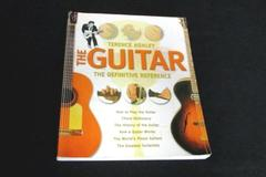 2004 The Guitar The Definitive Reference Book Terence Ashley