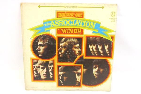 The Association Insight Out 1967 LP WS 1696 Soft Pop Rock +Bonus LP