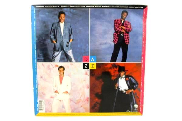 "Dazz Band LP 33 RPM ""Wild And Free"" Geffen Records 1986 Disco"