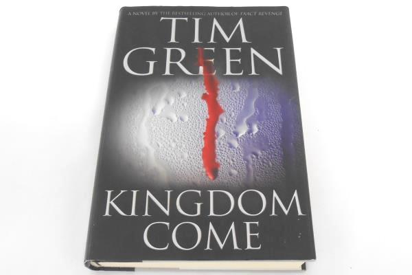 Lot of 3 Hardcover Suspense Thriller John Grisham Tim Green Christopher Rice