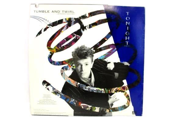 David Bowie LP 33 RPM Tonight Dance Mix Single Vinyl 1984 Pop Rock