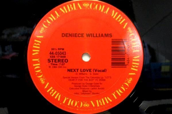 2 Vinyl LP Records Ultravox & Deniece Williams 1984 Synth Pop