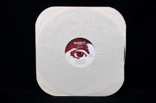 """PM Zone LP 33 RPM """"PM Zone"""" Brandy-O Records 1984 12"""" Record"""