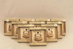 Lot of 10 French France Countryside Champagne Chateau Gaston Double Switch Plate