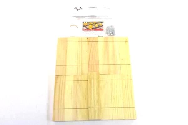 Lot of My Basic Car Kits Wood Blocks with Nails and Instructions