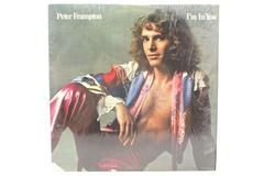 "Peter Frampton 12"" LP 33 RPM ~ I'm In You 1977 A&M Records"