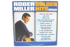 "Roger Miller LP 33 RPM ""Golden Hits"" Smash Records 1965 Monaural MGS 27073"
