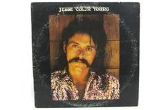 "Jesse Colin Young ""Song For Juli""  Vinyl LP 33 RPM"