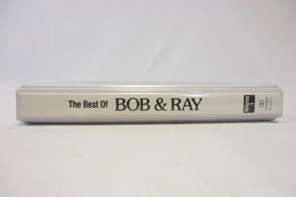 BEST OF BOB & RAY VOL. 1 PBS RADIO SHOW 4 Cassettes Set RadioArt Audiobook