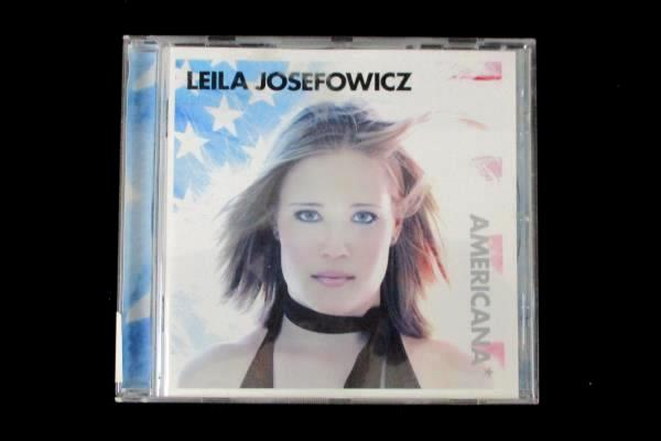 Lot of 2 CDs Albums Violin for Anne Rice Americana Leila Josefowicz