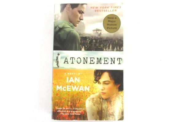 Atonement A Novel by Ian McEwan New York Times Best Seller Paperback