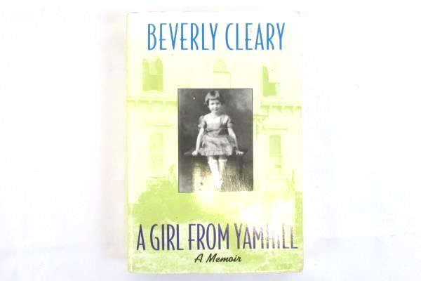 1988 Beverly Cleary A Girl From Yamhill A Memoir Paperback