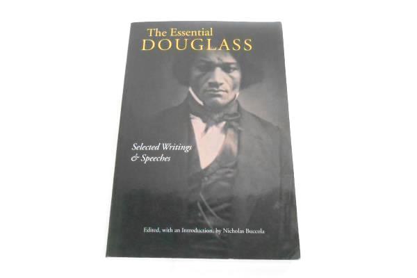 Lot of 3 Paperbacks Ralph Waldo Emerson Practice of the Wild Essential Douglass