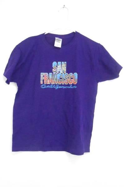 3 Vacation Shirts Tops Puerto Vallarta Mexico Finland San Francisco Womens M