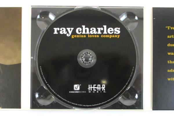 Ray Charles Genius Loves Company CD Duets