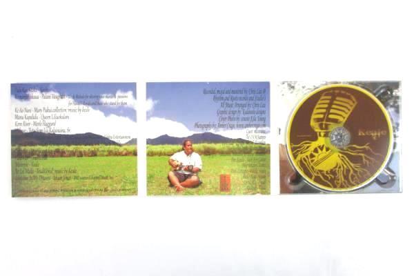 Aina Kaula: Motherland by Keale CD