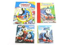 Lot of 4 Thomas The Tank Engine and Friends Books Look & Find Useful Engine More