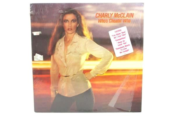 Charly McClain Who's Cheatin' Who LP Vinyl Album 1980 36760 Epic 33RPM Country