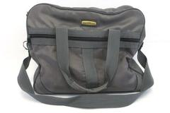 Sir Bentley Vintage Bag 3 Piece set Gray Made in Korea Toiletry Make-up Carry-on