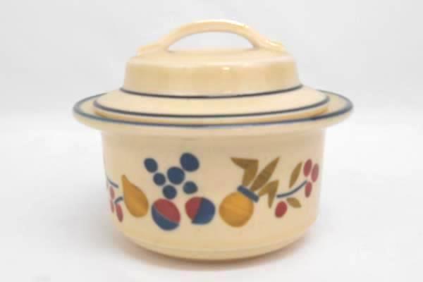 Versatone II By Noritake Dinnerware Creamer Pitcher Lidded Sugar Bowl Abundance