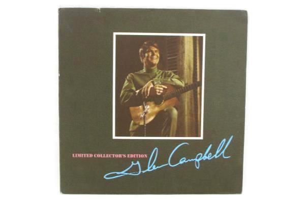 Glen Campbell's Limited Collectors Edition Vinyl LP 1970 93157 Capitol Records