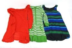 Women's 3 Piece XS Top Lot Old Navy New York Co Energie Tank Top Blouse