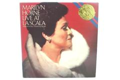 MARILYN HORNE LIVE AT LA SCALA 33 RPM LP VINYL M37819 CBS MASTERWORKS