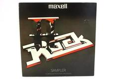MAXELL AUDIOPHILE TEST Rock II Sampler Vinyl LP Record Album DPL 1-0466