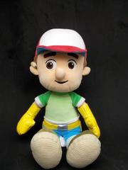 "Disney Store Exclusive Authentic Handy Manny Boy Plush Stuffed Doll 18"" Clean"