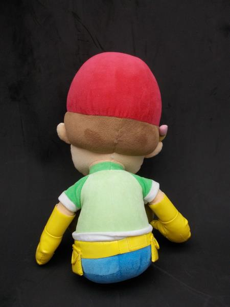"""Disney Store Exclusive Authentic Handy Manny Boy Plush Stuffed Doll 18"""" Clean"""