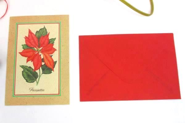Christmas Poinsettia Lot Cross Stitch Pillow Ornament Wall Hanging Lamp Cards