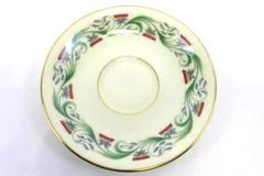 Lenox Monterey Pattern Replacement Saucer Flowers Gold Rim USA