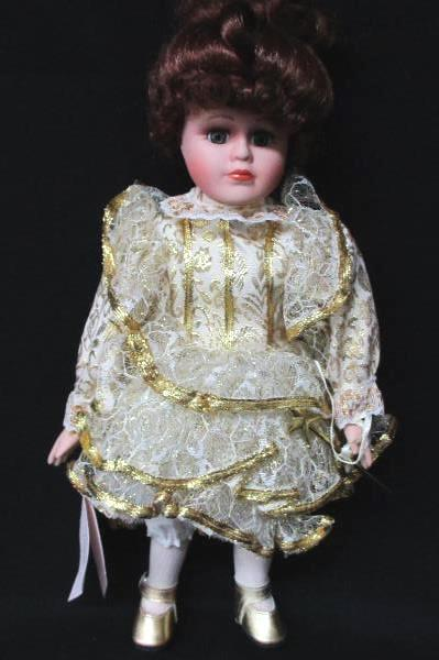 Bradley's Collectible Dolls Enchanting Limited Edition Tooth Fairy BD-4 Box COA