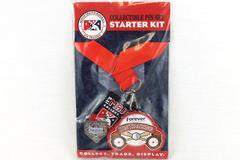 Minor League Baseball Opening Day 2007 Collectible Pin Starter Kit w/ Lanyard