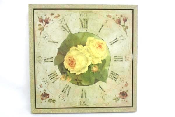 Art In Motion Millennium Rose I Wall Plaque 16 x 16