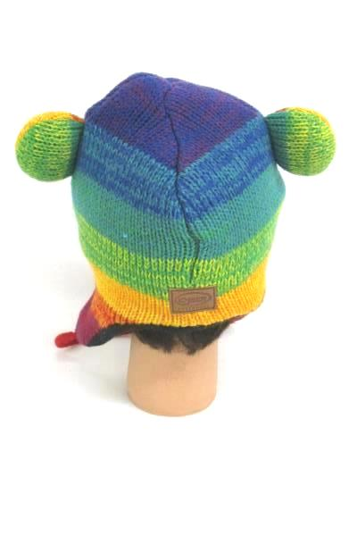 Kids Unisex Monkey Animal Funky Zoo Collection Hat Cap By Kyber Outerwear