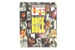 "Life Magazine ""40 Years Of Rock & Roll"" Dec. 1st, 1992 Special Issue"