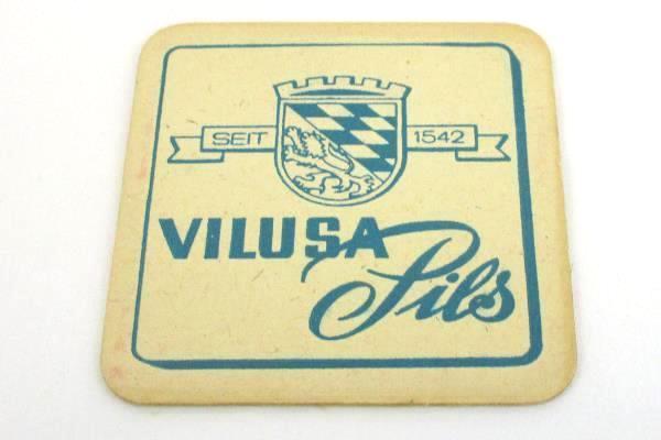 Lot of Vintage Cardboard Paper Coasters Beer Advertising US / Germany / Austria