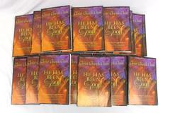 Lot of 29 Church Choir Songbooks He Has Been Good Christ Church Choir